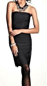 Elegant ANN TAYLOR Panel Georgian Dress, w/Zip Satin Back, NWT, Sz 0, SRP228