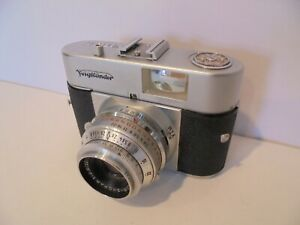 VINTAGE VOIGTLANDER VITO B 35 mm CAMERA