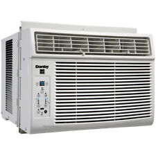Danby 8000BTU Window Air Conditioner, Cools Up to 350 sqft w/ LED Display, White