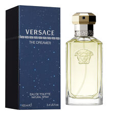 VERSACE THE DREAMER 100ML SPRAY EAU DE TOILETTE
