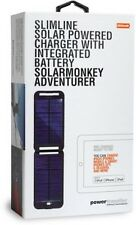 Panneau solaire chargeur Solarmonkey Adventurer Powertraveller  NEUF