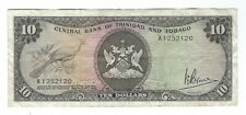 Trinidad and Tobago - Ten (10) Dollars, 1964