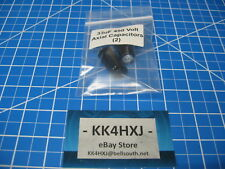450V 33uF SC GHA Axial Electrolytic Capacitors - 105C 2000Hr -  lot of 2