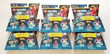New Lego Set 71201 Dimensions Back to the Future Level Pack Lot of 6 Sealed NISB