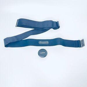 Suunto Smart Sensor HR Belt and Pod SS020566000 heart rate sensor + black belt
