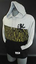 New Mens Large NIKE Lebron James Zebra Safari Hoody Jacket $85 Cotton Pull Over