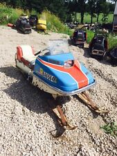 1972 Suzuki Nomad 360 Vintage Snowmobile Parts Sled