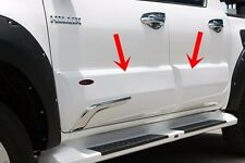 TOYOTA HILUX REVO 2016 BODY CLADDING FOR DOUBLE CAB SET OF 4