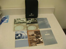 New Listing2006 06 Mercury Mountaineer Owner'S Manual Set Book Fast Free Ship Om78