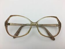 RODENSTOCK Sybille Taupe Fade Eyeglasses Sunglasses Vintage 54-15-130