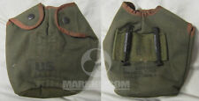 Vietnam US M1956 M56 1 Qt Canvas Canteen Cover with nylon trim DATE 1968 new