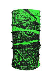 Razer Bandana Mask - Soft, Breathable - One size fits all - Shattered Glass V2