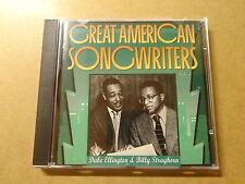 CD / DUKE ELLINGTON & BILLY STRAYHORN: GREAT AMERICAN SONGWRITERS - VOLUME 5