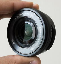 Original SELP1650 16-50mm F/3.5-5.6 PZ OSS Lens Black For SONY E-Mount Camera