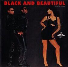 Black & Beautiful (1991) Ice MC, Timmy Thomas, Massive, Black Box, Tony! .. [CD]