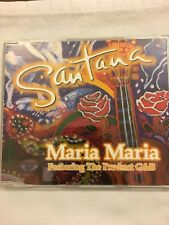 Santana feat The Product G&B - Maria Maria - CD Single