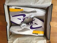Nike Air Jordan Legacy 312 AV3922-157 LA Lakers Colors IN HAND Size 16