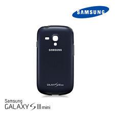 GENUINE Samsung Galaxy S3 Mini Protective Cover Case Blue - EFC-1M7BBEGSTD