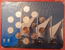2010 Canada City Vancouver Proof Like Set Plus New Board