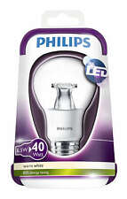 Philips LED 40W House Clear Bulb Lamp E27 Lumen 2700K 6.5 W Warm White (470lm)