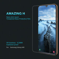 Nillkin 9H Tempered Glass Phone Screen Protector For Samsung Galaxy A40