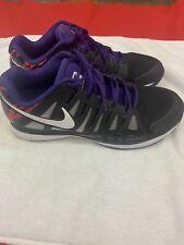 Nike Men's Zoom Vapor 9.5 Tour Size 9.5 Tennis Black Roger Federer