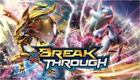 5x to 200x Pokemon Cards Bundle XY: Breakthrough - RARE HOLOS GUARANTEED
