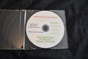 Rare Silent Collection #24 with Jack Duffy, Paul Parrott, Sidney Smith