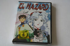 El Hazard  (DVD)  Episode 1 + 2  Neuware