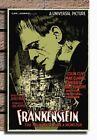 Frankenstein Universal Monsters Horror Custom Poster Art Fabric 4208