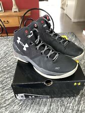 UA Under Armor Curry Two Stealth Size 9.5