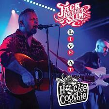 Jack Rabbit Slim - Live At The Hoochie Coochie Club (NEW CD)