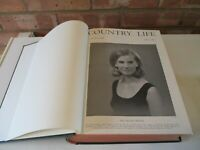 Country Life Magazine Bound Complete July to December 1966