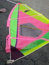 windsurfing sail fanatic light wind 6.2