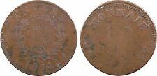 Premier Empire, 10 centimes siège d'Anvers, 1814, obsidionale, wolschot - 37