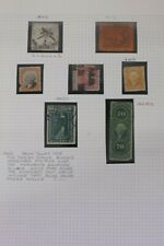 STAMP ALBUM 100s STAMPS USA U.S.A. UNITED STATES OF AMERICA COLLECTION (S6)