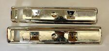1966 1967 Chrysler Dodge Plymouth Door Armrest Base PAIR, NEW OLD STOCK 1212BZ1