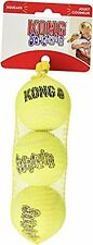 Kong Air Squeakair Ball, Medium, Pack of 3 Brand NEW & FAST Delivery