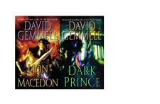 David Gemmell GREEK Fantasy Series Paperback Collection Set of Books 1-2
