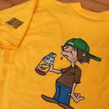 Vintage SIMS BOARD COMPANY Skateboard Snowboard Neal Drake Tee T Shirt RARE Sz L