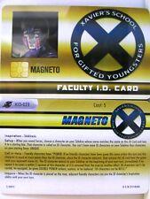 Heroclix - #xid-023 magneto-X-Men Xavier's School