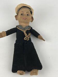 "Norah Wellings Sailor Jollyboy TSS Ocean Monarch Doll 8"""