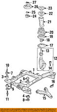 GM OEM Front Suspension-Front Cross Member Cushion 14103535