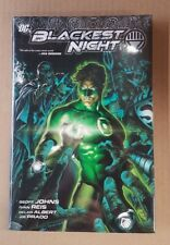 DC - Green Lantern: Blackest Night - by G. Johns HC Brand NEW (Shrink Wrapped)