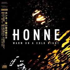 Honne - Warm On A Cold Night NEW CD