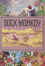 Sock Monkey Treasury : A Tony Millionaire's Sock Monkey Collection by Tony...