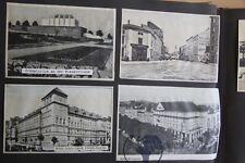 altes AK / Fotoalbum Brünn mit Postkarten um 1910 - 1950 Böhmen und Mähren