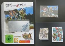 NEUVE: New 3DS XL édition limitée Monster Hunter 4 Ultimate + Goodies collectors