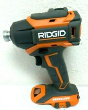 RIDGID R86038 18V COMPACT CORDLESS BRUSHLESS 3 SPEED IMPACT DRIVER N