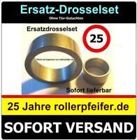 Mofadrossel für Minarelli Motore Ersatzhülsen Distanzring und Vergaseranschlag